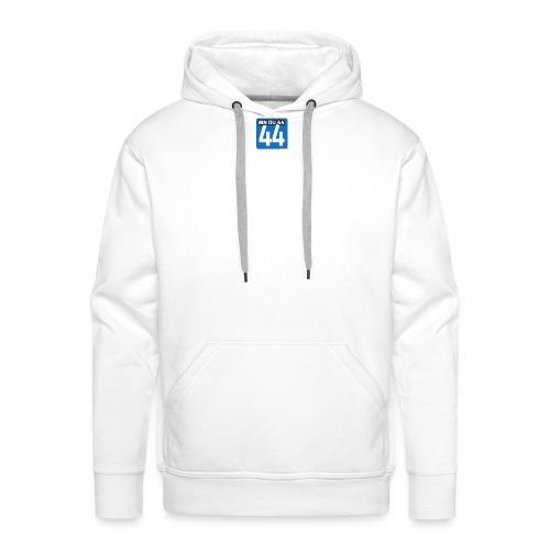 mndu44 - Sweat-shirt à capuche Premium pour hommes