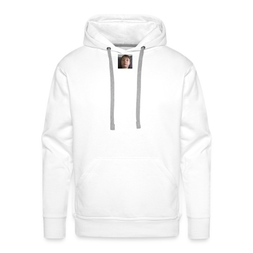 The master of autism - Men's Premium Hoodie