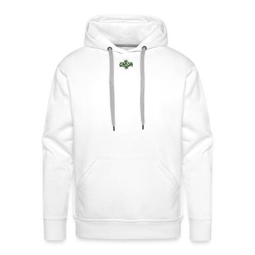 Green - Mannen Premium hoodie