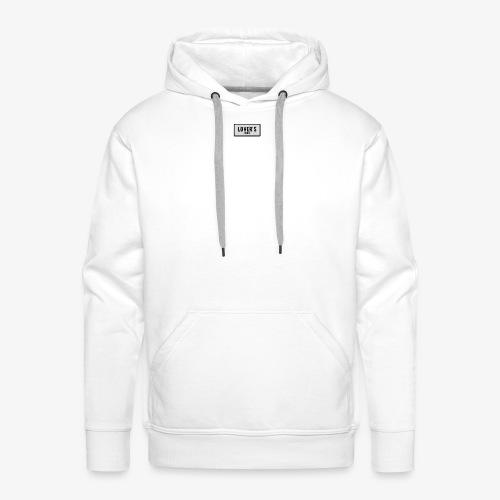 LOVER'S - Sweat-shirt à capuche Premium pour hommes