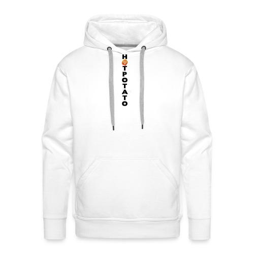 hotvertical png - Sweat-shirt à capuche Premium pour hommes