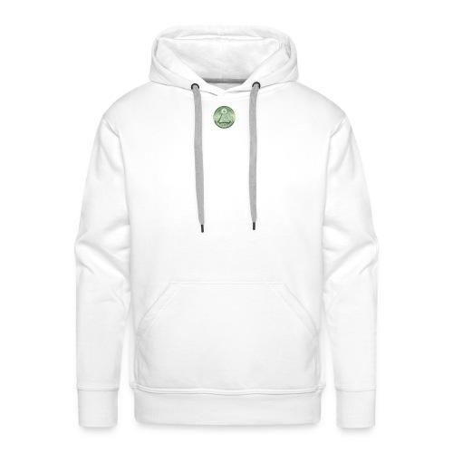 200px-Eye-jpg - Sweat-shirt à capuche Premium pour hommes