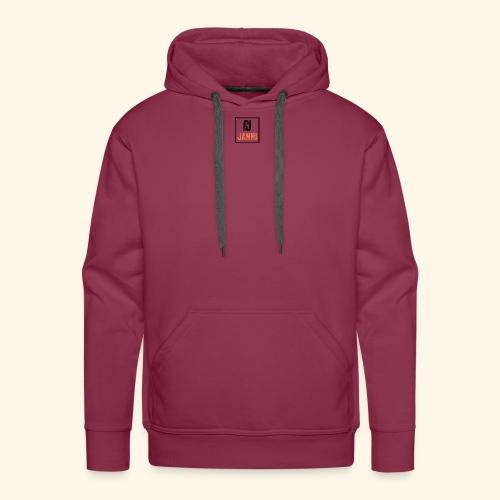 Janni Original Streetwear Collection - Herre Premium hættetrøje