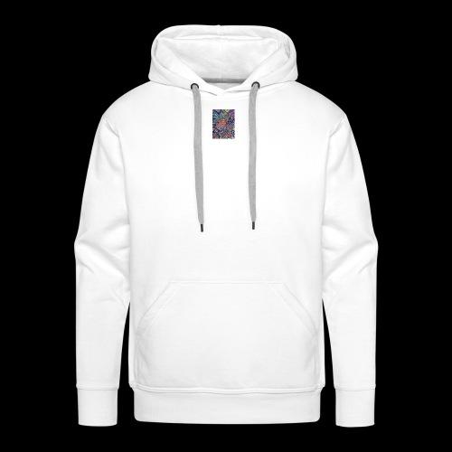 smoke-weed - Sweat-shirt à capuche Premium pour hommes