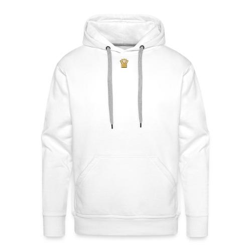 Royal Brand Crown - Mannen Premium hoodie