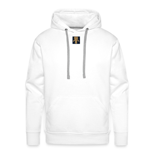 træmand trøje - Herre Premium hættetrøje