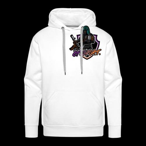 ''Ctgsport'' - Mannen Premium hoodie