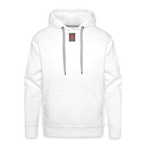 ^ - Sweat-shirt à capuche Premium pour hommes