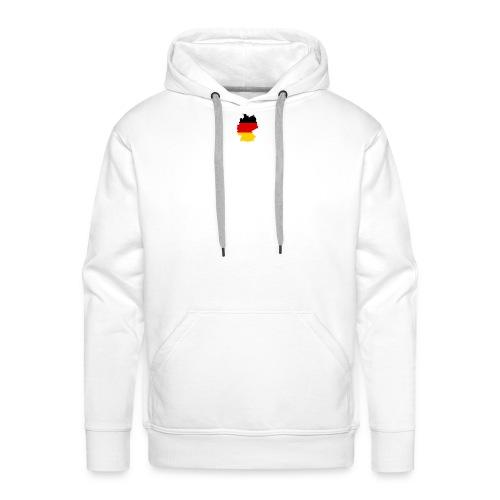 Deutschland - Männer Premium Hoodie