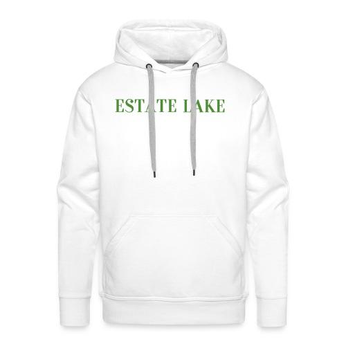 ESTATE LAKE - Men's Premium Hoodie