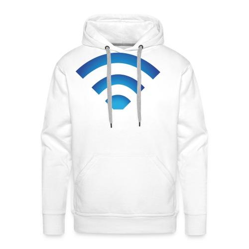 Reach - Mannen Premium hoodie