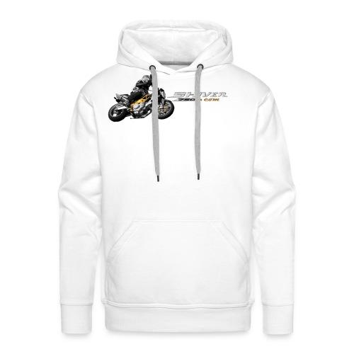shiver150b - Men's Premium Hoodie