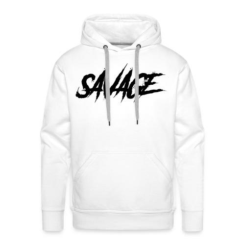 savage - Premiumluvtröja herr