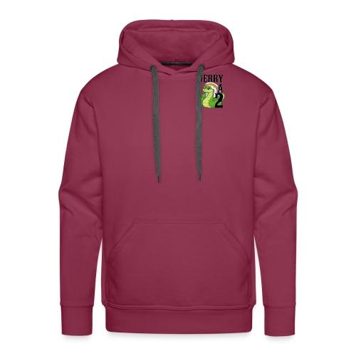 chechepent - Sweat-shirt à capuche Premium pour hommes