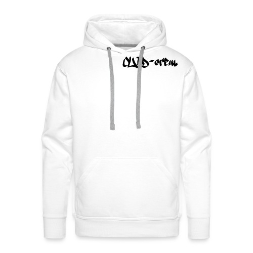 Ouid-Crew - Sweat-shirt à capuche Premium pour hommes