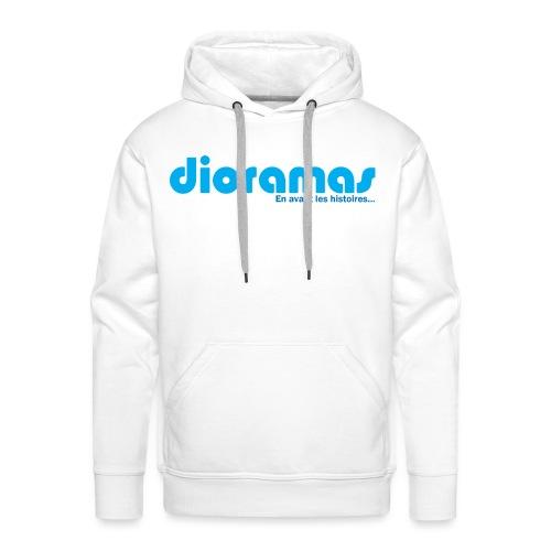 Playrama - Sweat-shirt à capuche Premium pour hommes