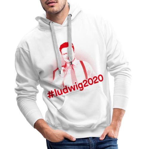 Ludwig 2020 Illustration - Männer Premium Hoodie