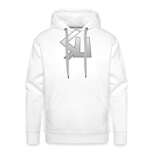 Plain SU logo - Men's Premium Hoodie
