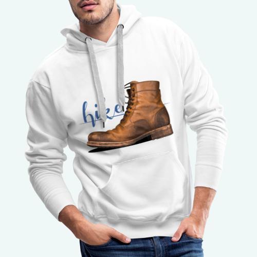 Hike - Männer Premium Hoodie