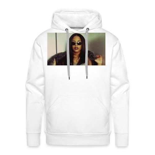 AALIYAH x WAVY - Mannen Premium hoodie