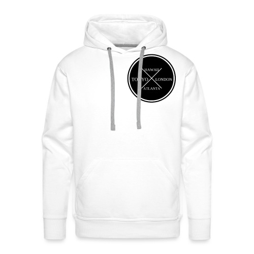 Four City Design - Men's Premium Hoodie