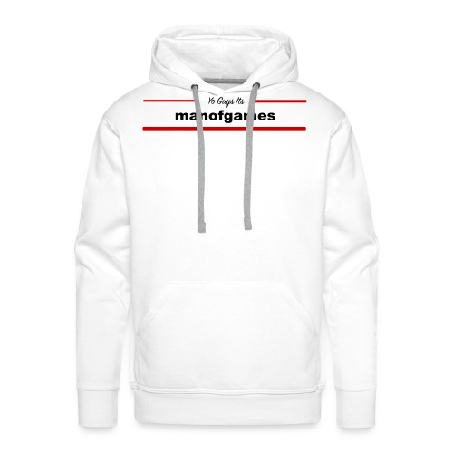 Yo Guys Its Mano Merch - Men's Premium Hoodie