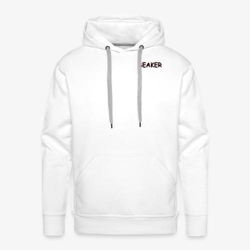 Seaker 1 - Sweat-shirt à capuche Premium pour hommes