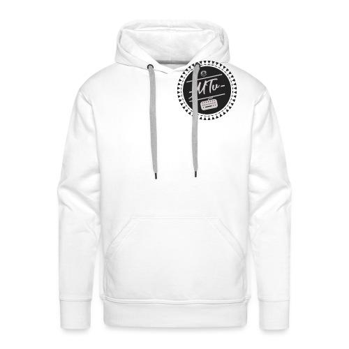 Membre the variety - Sweat-shirt à capuche Premium pour hommes