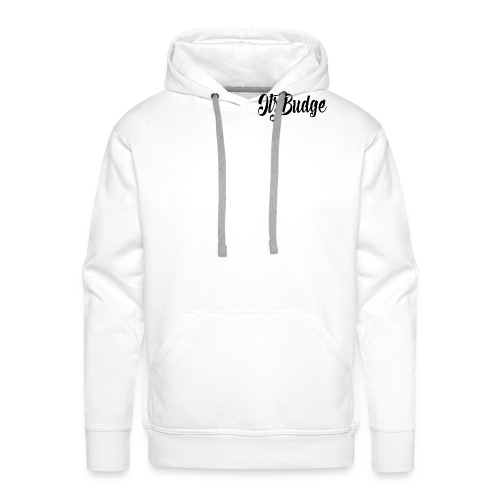 ItzBudge Tshirt - Men's Premium Hoodie