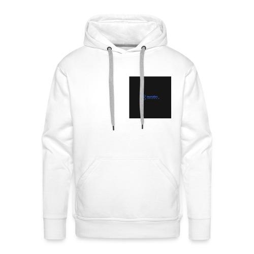 teamdbm logo - Mannen Premium hoodie