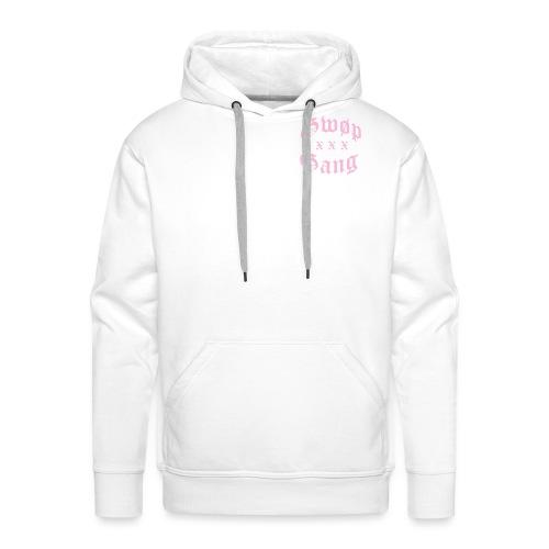 GWØP GANG - PØITRINE - Sweat-shirt à capuche Premium pour hommes