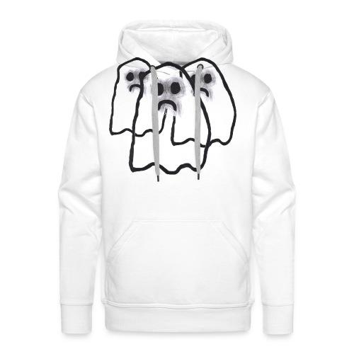 Mr S Ghostie - Men's Premium Hoodie