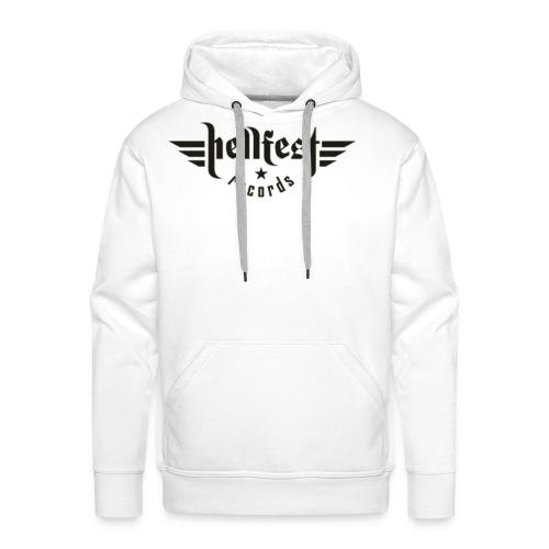 hellfest records logo png - Männer Premium Hoodie