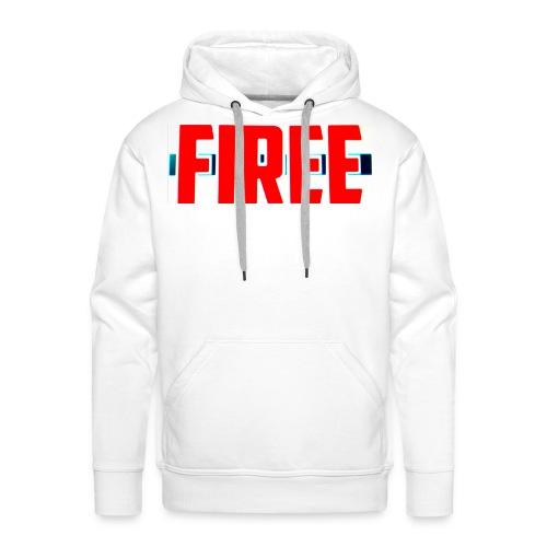 FIREE - Men's Premium Hoodie