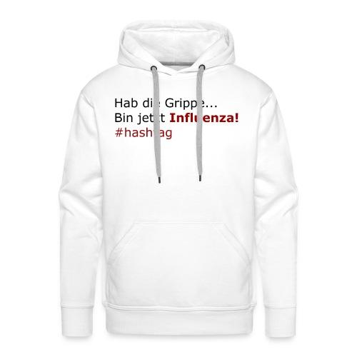 Influenza - Männer Premium Hoodie