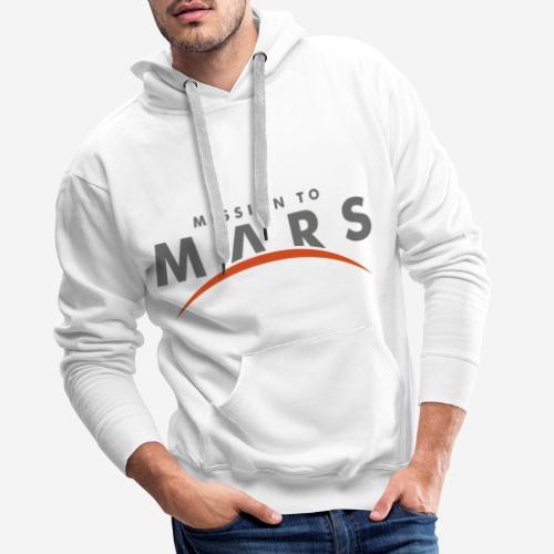 Mission zum Mars - Männer Premium Hoodie