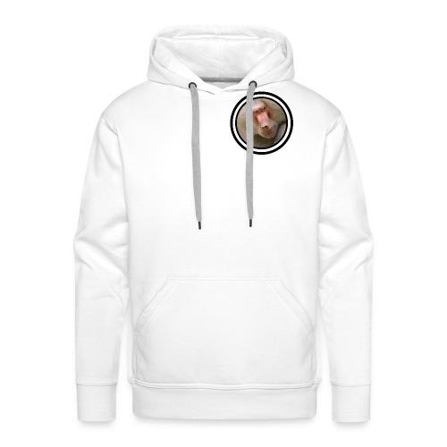 BlackPavianMemes Logo Normal - Männer Premium Hoodie