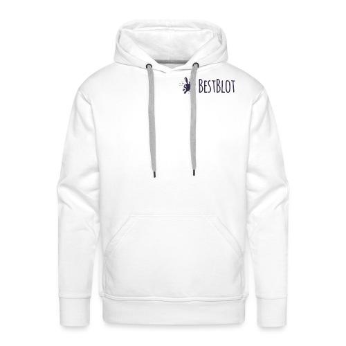 BestBlot logo - Men's Premium Hoodie