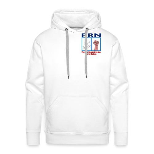 PRN - Sweat-shirt à capuche Premium pour hommes