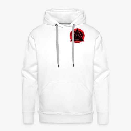 Logo woula - Sweat-shirt à capuche Premium pour hommes