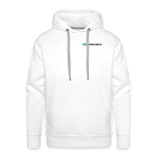 Soundcheck Logo - Männer Premium Hoodie