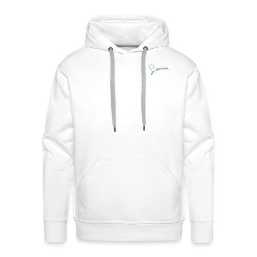 Signature. - Sweat-shirt à capuche Premium pour hommes
