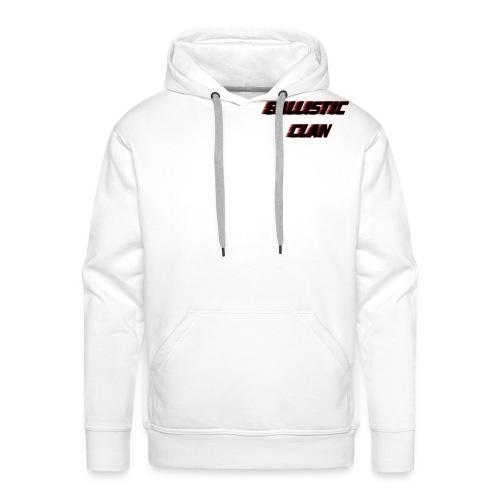 BallisticClan - Mannen Premium hoodie