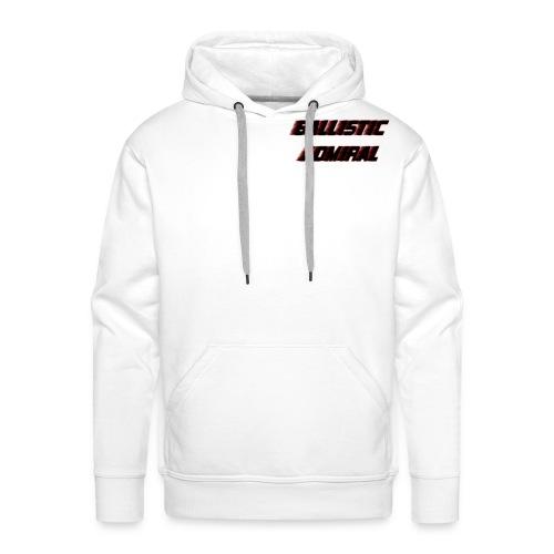 BallisticAdmiral - Mannen Premium hoodie