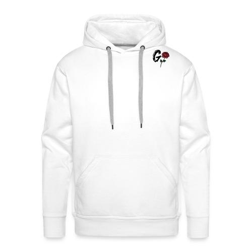 GVNG Rose - Sweat-shirt à capuche Premium pour hommes