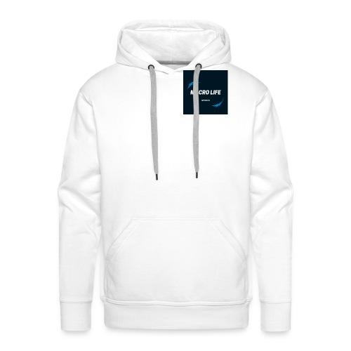 MacroLife Sports - Sudadera con capucha premium para hombre