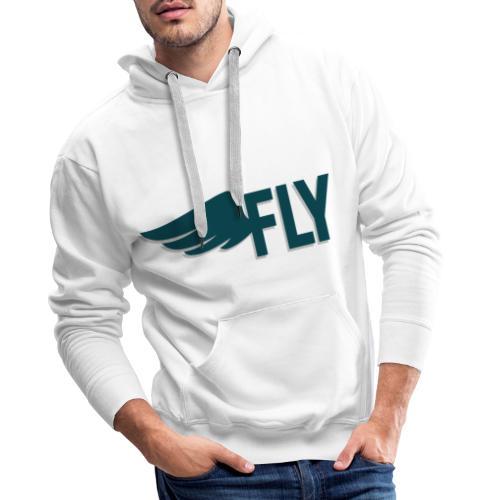 Fly! - Männer Premium Hoodie