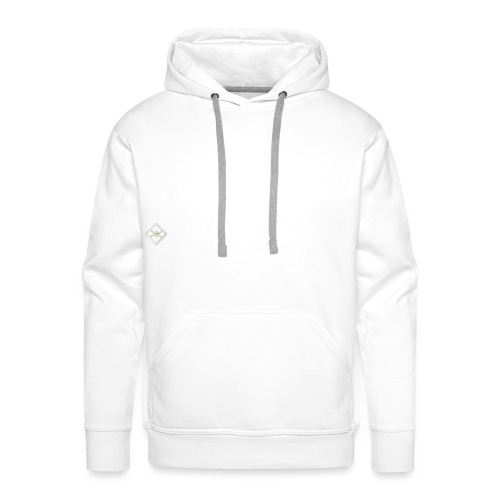 LOGO RETRO - Sweat-shirt à capuche Premium pour hommes