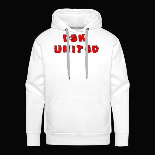 Dsk United - Männer Premium Hoodie