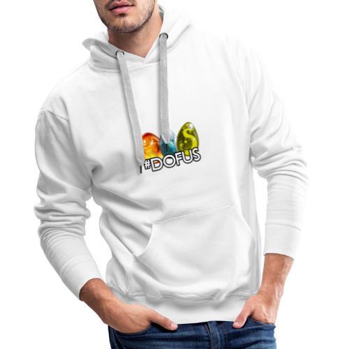 #Dofus - Sweat-shirt à capuche Premium pour hommes